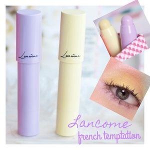 🆕️💜NWT Lancome 2 Mini Chubby Eyeshadow Sticks💜
